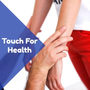 Touch For Health tanfolyam